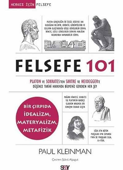 Felsefe 101 - Paul Kleinman